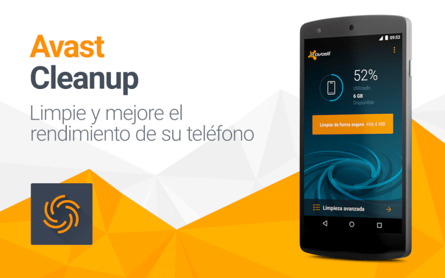 Avast CleanUp para Smartphone