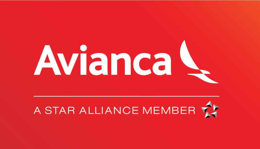 Logo de la tienda Avianca