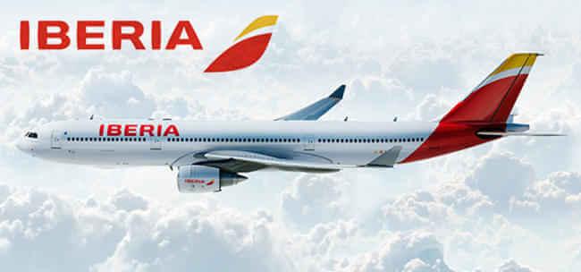 Vuela a bajo precio con Iberia