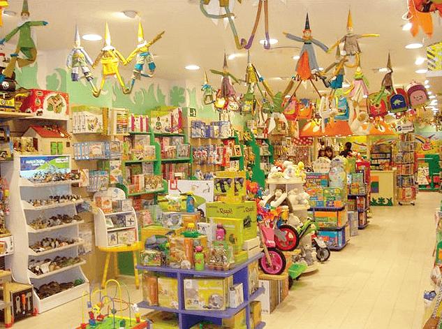 Compra en la tienda de juguetes más grandes en el sur de Europa con codigos descuento Eurekakids