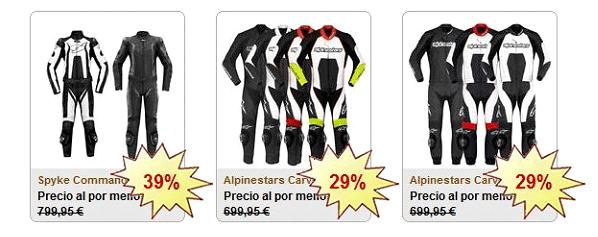 Aprovecha precio increíble con un codigo promocional FC Moto