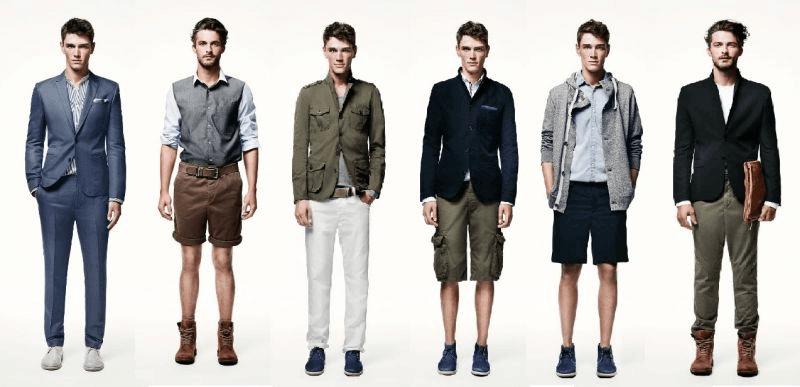 H&M ofrece moda para hombres