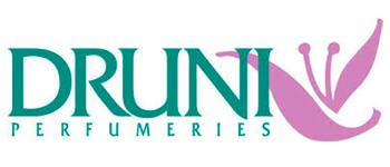 logo de la perfumeria druni
