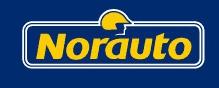 Logo de la tienda de coches Norauto