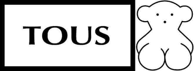 Logo Tous - una de las mejores marcas de joyería
