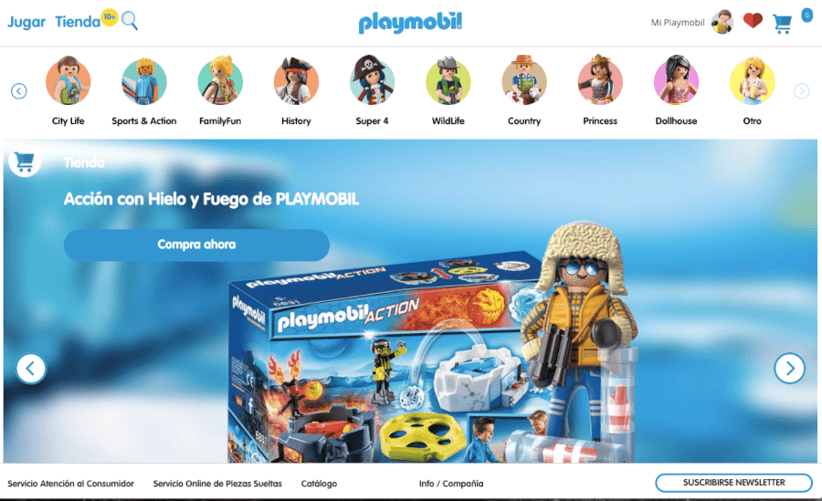 oferta playmobil