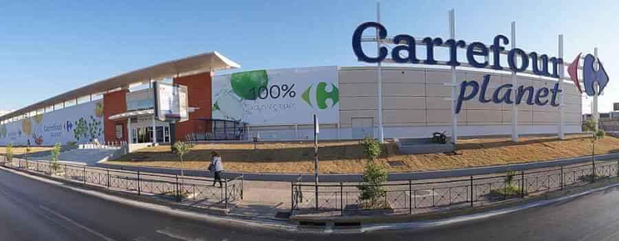 Alimentación, electrónica, moda y más a precios bajos con Carrefour