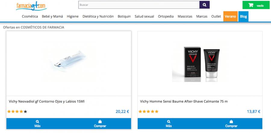 ofertas farmacia gt