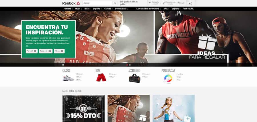 Tienda oficial Reebok- Ahorra comprando online