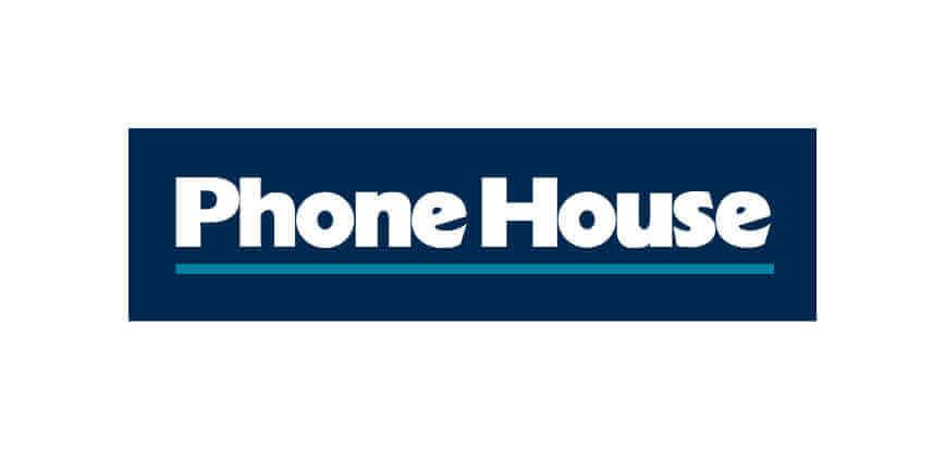 Logotipo Phone House, Tienda de telefonía móvil y accesorios