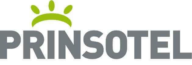 Logo de Prinsotel, la mejor cadena de hoteles y apartamentos en Baleares