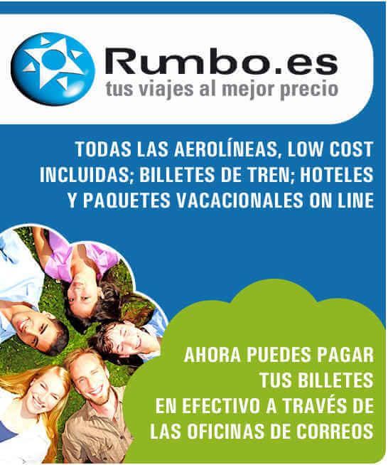 Promociones Rumbo - todas las aerolíneas
