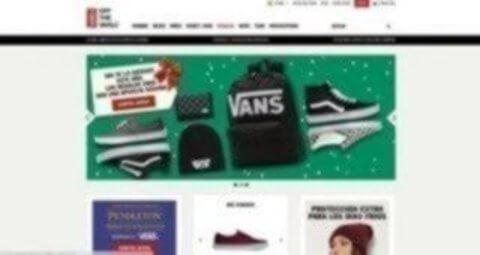 Tienda Online Vans