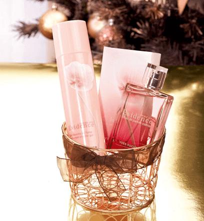 En Yves Rocher puedes tambien encontrar perfumes.